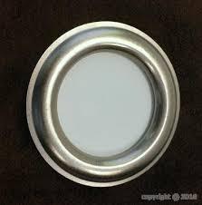 oeillets laiton finition nickel mat pour presse oeillet 40 mm