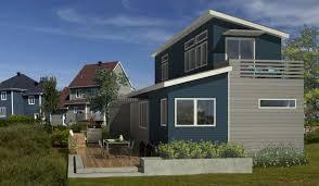 100 Blu Homes Prefab Home Exterior Credit Bestofhousenet 16047