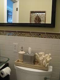 Half Bathroom Ideas With Pedestal Sink by Tiny Half Bathroom Ideas Unique Shower White Standing Bathtub