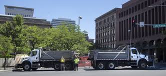 100 Truck Rental Spokane City Places Heavy Trucks Outside Hoopfest In New Security Move The