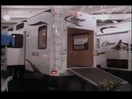 2010 Keystone Cougar 325SRX Toy Hauler Fifth Wheel
