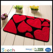Red Bathroom Mat Set by Walmart Red Bathroom Rugs Creative Rugs Decoration