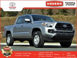 100 Used Toyota Tacoma Trucks For Sale 2017 Boone NC VIN 5TFCZ5AN6HX074701