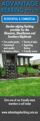 Advantage Kerbing Pty Ltd - Landscaping & Landscape Design - PO ... Home And Garden Party Catalog Outdoor Decoration Vertical Garden Column Office Shelving Systems From Schiavello Beautiful And Ltd Backyard Escapes Rhodes House Gardens Catalogue Shopping All The Best In 2017 Hermes Price 25 Parties Ideas On Pinterest Kids Garden Spring Birthday