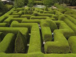 The World s 10 Most plicated Outdoor Mazes