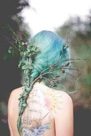 Hair Girl Tumblr Hipster Vintage Indie Tattoo Flowers Wallpaper Nature Retro Woods Wood Green