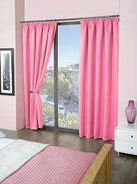 Sound Reducing Curtains Uk by Thermal Blackout Pencil Pleat Curtain Pair Ready Made Light