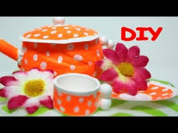 How To Make A Cute Plastic Bottle Teapot