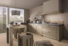 cuisine bois massif contemporaine cuisine contemporaine en bois massif en photo