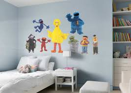 Fathead Baby Wall Decor by Sesame Street Collection Wall Decal Shop Fathead For Sesame