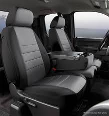 Neo Neoprene Custom Fit Truck Seat Covers, Fia, NP99-28GRAY   Nelson ...