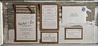 Rustic Eco Chic Nautical Wedding Stationery With Hessian Lace And Twine The