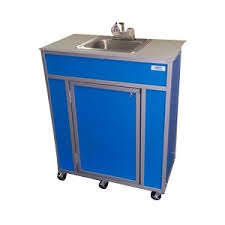 monsam nsf certified single basin self contained portable sink ns