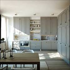 grey kitchen cabinets for sale faced