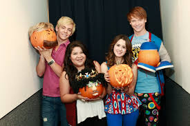 Liv And Maddie Halloween 2015 by Check Out Your Favorite Disney Channel Stars Halloween Pumpkins