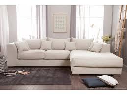 canapé angle tissu canapé d angle fixe tissus le canape confortable et facile d