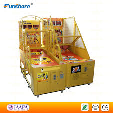 Funshare Indoor Kids Basketball Game Children Street Coin Operated Machine
