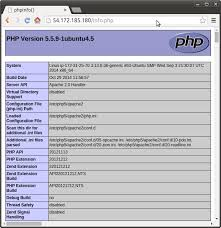 Install Lamp Ubuntu 1404 Aws by Puppet With Amazon Ec2 Install Lamp With Manifest U0027puppet Apply