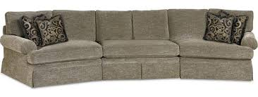 options upholstery program customizable natalie 3 piece sectional