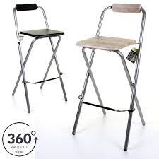 Folding Wooden Bar Stool Chair Breakfast Kitchen Seating Silver ... Folding Chair Stool Fniture Stools Fwefbgfk Vintage Canvas Camp Chairs Wooden Etsy Picking With Back Support Whosale Buy Morph White Simply Bar Woodland Camouflage Military Deluxe With Pouch Outdoor Fishing Seat For Breakfast Stools High Chairs In De13 Staffordshire For 600 Folding Camping Stool Walking Fishing Pnic Leisure Seat House By John Lewis Verona At Partners Anti Slip 2 Tread Safety Step Ladder Tool Camping Eastnor Jmart Warehouse