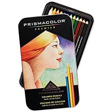 Prismacolor Premier Colored Pencils Soft Core 12 Count