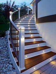 8 Outdoor Staircase Ideas | DIY Ideas Attractive Deck Stairs Plus Iron Handrails For How To Build Kerala Home Design And Floor Planslike The Stained Glass Look On Living Room Stair Wall Design Hallway Pictures Staircase With Home Glossy Screen Glass Feat Dark Different Types Of Architecture Small Making Safe Wooden Stairs Steel Railing Interior Ideas Custom For Small Spaces By Smithworksdesign Etsy 10 Best Entryways Images Pinterest At Best Solution Teak