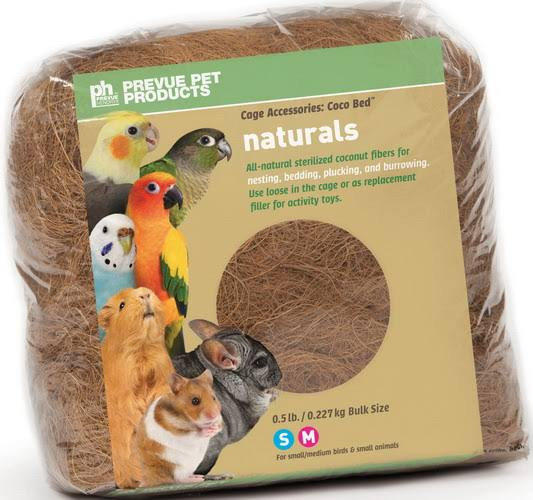 Prevue Pet Products Inc Coco Bed fibers