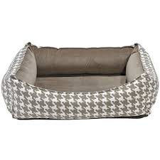 serta pet beds true response dog pillow with memory foam bedding