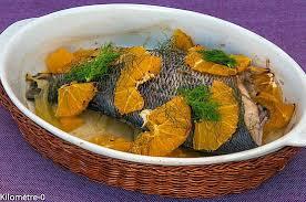 fenouil cuisiner recette de daurade au four à l orange et au fenouil