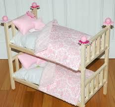 Fun Ideas Doll American Girl Bed Set