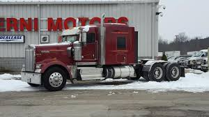 Sleeper Truck For Sale In Youngstown, Ohio 2012 Lvo 780 Sleeper For Sale 429058 2013 Mack Cxu613 Sleeper Semi Truck For Sale Converse Tx Arrow New 2018 Intertional Lt Tandem Axle In Tn 1119 1999 Mack Ch600 Auction Or Lease Des Moines 2015 Freightliner Scadia Evolution 6762 Cheap Trucks Nebraska Unique Cventional For In Used Ari Legacy Sleepers Heavy Duty Truck Sales Used Truck Sales Ari 2016 Kenworth T800 With 160 Inch Tandem Axle Trucks