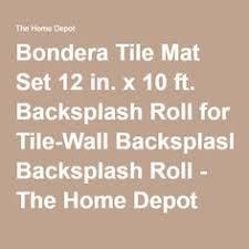 Bondera Tile Mat Canada by Style Selections Floriana Heather Thru Body Porcelain Bullnose