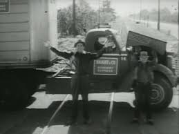 100 Tidewater Trucking Night Freight 1955 Obscure Train Movies