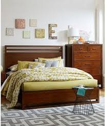 Macys Bed Headboards by Tribeca Queen Size Bed Created For Macy U0027s Queen Size Beds Bed
