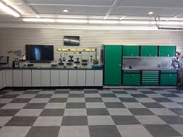 racedeck garage flooring tiles in home garage shop contemporary