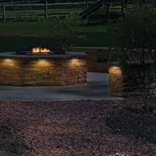 4 inch led retaining wall light