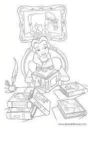 41 Best Beauty And The Beast Disney Coloring Pages Images On Quest