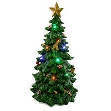 BestPysanky Christmas Decor Tabletop Trees
