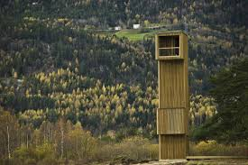 100 Rintala Eggertsson Architects Seljord Watch Tower ArchDaily
