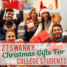 27 Swanky Christmas Gift Ideas For College Students