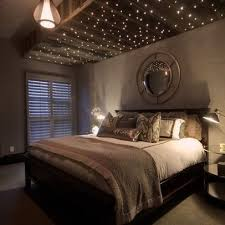 bedroom i am obsessed with this lights on the ceiling idea