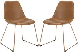 Safavieh ACH7003B-SET2 Details About Vidaxl Set Of 6 Modern Ding Side Chairs Metal Frame Legs Faux Leather Brown Dinges Midcentury Beige And Fabric 5piece Baxton Studio Kimberly Chair 2 Simpli Home Emery Mid Century Black Round Hairpin Taylan Whosale Ding Chairs Room Fniture Riviera Gardner Contemporary 5 Piece Dark Finish With 10 Button Upholstered A Minimalist Chair Effortlessly Drses Up A Luxurious Modern Boasts Wood Table Illuminated Pierre