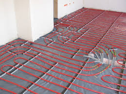 cons of radiant floor heating how to install tile luxury