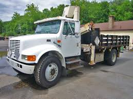 100 Used Truck Flatbeds 1999 International 4900 Single Axle Flatbed For Sale By Arthur