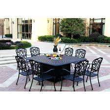 8 Person Patio Table by Articles With Outdoor Fire Pit Tools Sets Tag Exciting Patio Fire