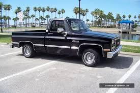 100 1984 Gmc Truck Sierra Classic 1500 Pick Up