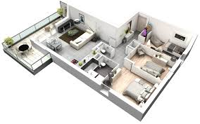 appartement 4 chambres b301 basse d finition jpg con plan appartement 4 chambres e b301