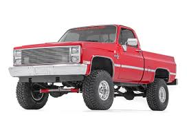 4in Suspension Lift Kit For 77-91 Chevy / GMC 4wd 1500 Pickup ... Gmc Sierra Grande K15 4x4 Short Bed Pickup Same As K10 Chevy Swb 1978 Hot Rod Pickup Muscle Truck 600hp 454 Big Block Youtube Tandem Grain Truck By Brooklyn47 On Deviantart Of The Year Winners 1979present Motor Trend Amarillo Gt Sqaurebodies Pinterest Cars Trucks Readers Rides 2012 4x4 Stepside Classic 25 Camper Special For Sale Classiccars Gmc C15 Box Standard Cab 2 Door 5 7l 350ci Gmc1980 1980 1500 Regular Specs Photos