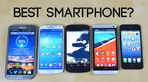 What Are The Best Smartphones