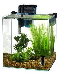 Spongebob Aquarium Decor Set by Amazon Com Penn Plax Vertex Aquarium Kit For Fish And Shrimp